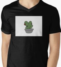 Cute Cactus with Flowers  T-Shirt