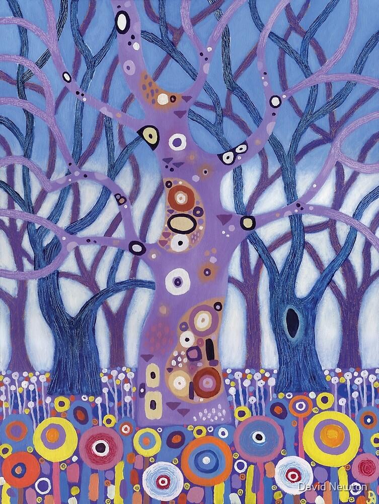 Zebedee Tree by David Newton
