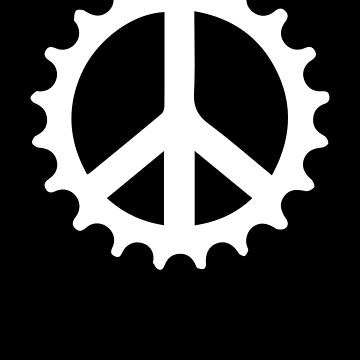 Cog of Peach by thinkbicycle