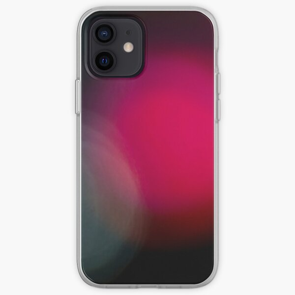 Lights Off-Focus iPhone Soft Case