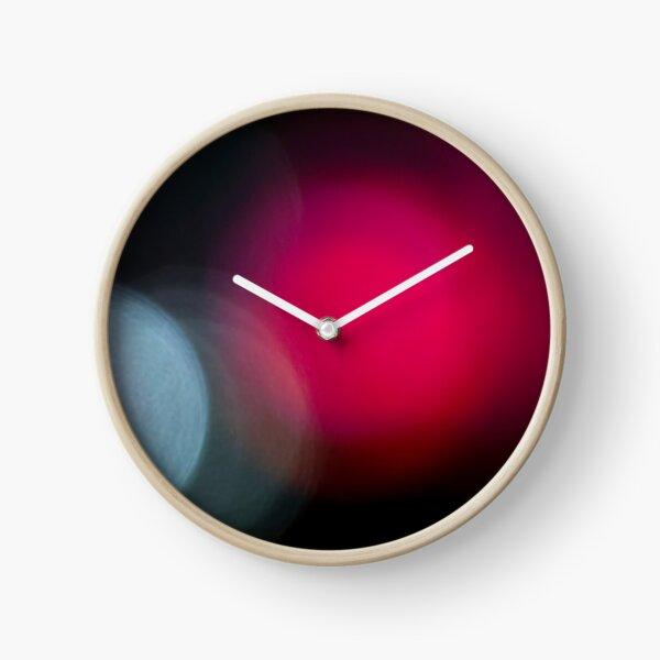 Lights Off-Focus Clock