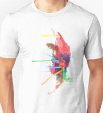 CTA Watercolor Map Unisex T-Shirt