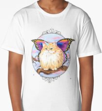 Unibuttercat Long T-Shirt