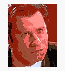 John Travolta - Vincent Vega Photographic Print