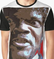 Samuel l Jackson - Jules Winnfield Graphic T-Shirt