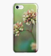Close Up White Landscape iPhone Case/Skin