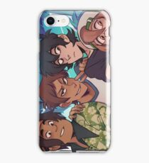 Vacation Paladins iPhone Case/Skin