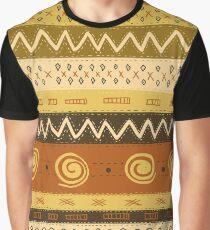 Ethnic Pattern 103 Graphic T-Shirt