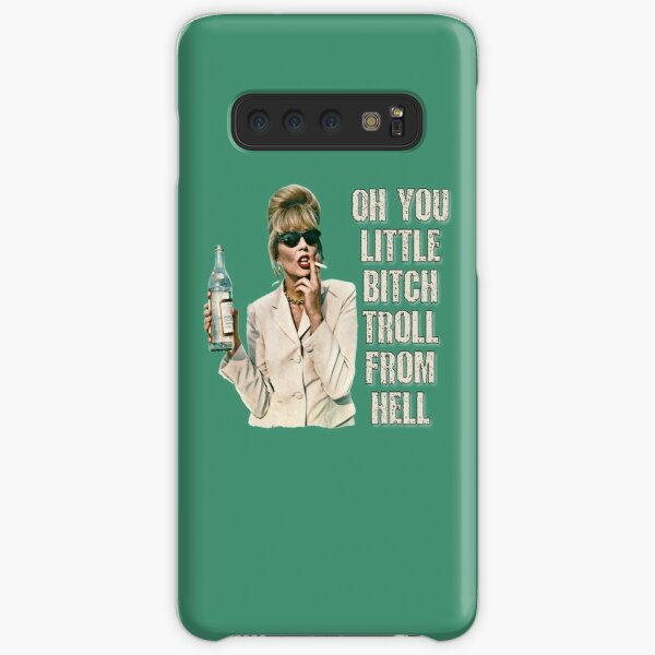 Absolutely Fabulous- Patsy Samsung Galaxy Snap Case