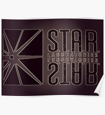 Star Lab Design Poster