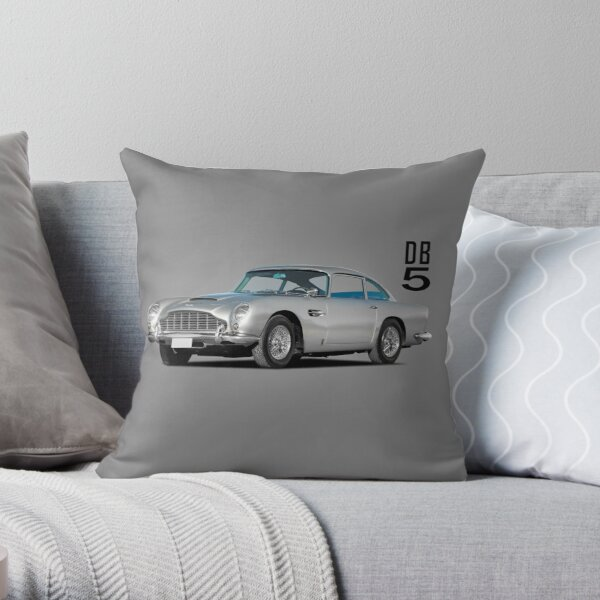 The DB5 Throw Pillow