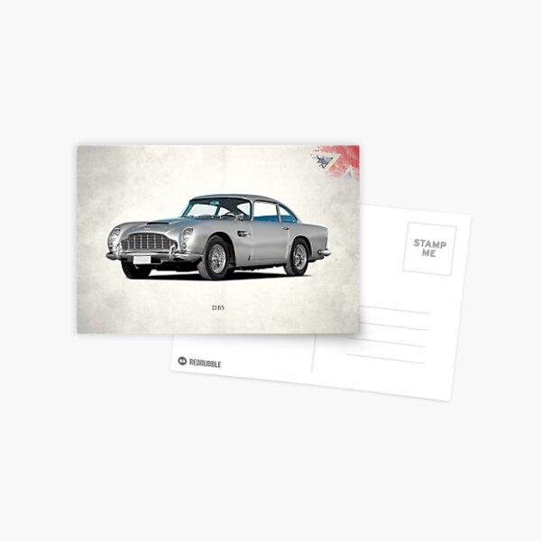 The DB5 Postcard