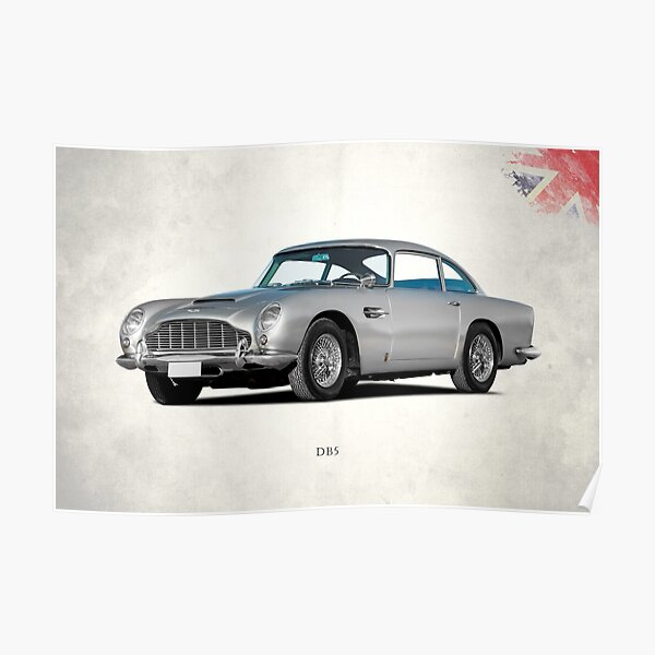 The DB5 Poster