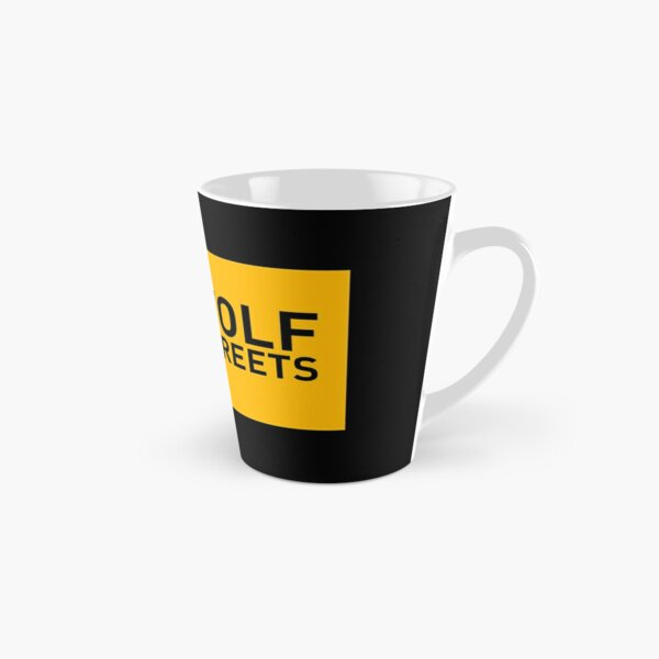 The Wolf Of All Streets Tall Mug