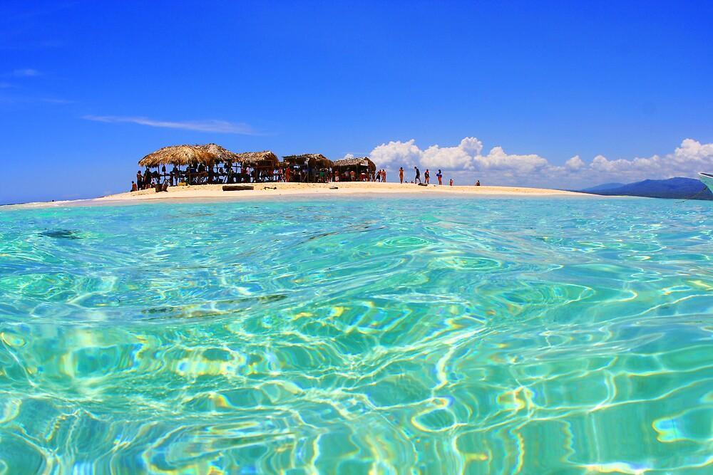 Island Paradise by Rob  Lysak