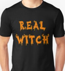 Real Witch Halloween Costumes Ideas T-Shirt