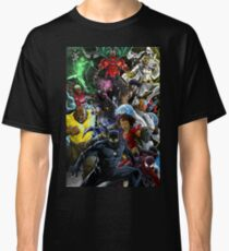 Superheroes of Colour by Zack  Classic T-Shirt