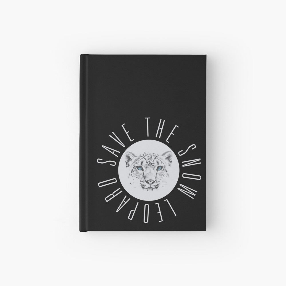 Snow Leopard Day 2017 Hardcover Journal