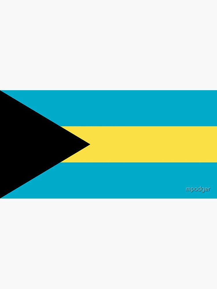 Bahamas Flag Products by mpodger