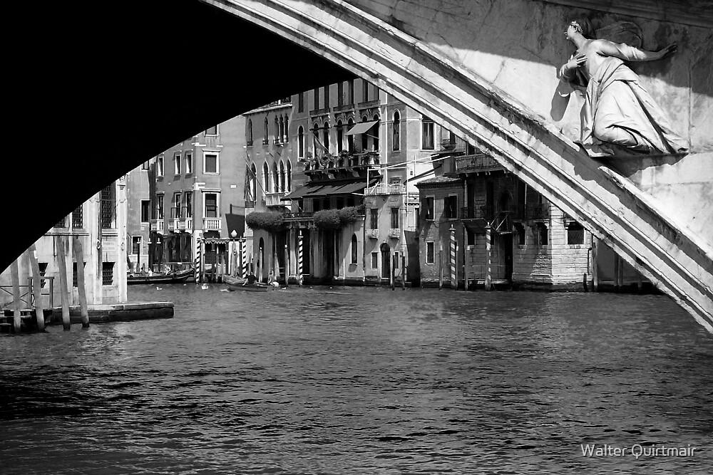 The Bridge by Walter Quirtmair