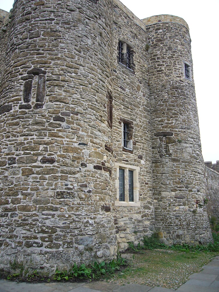 Ypres Tower, Rye, East Sussex by fatherb