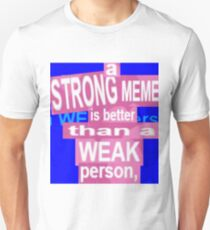 ra%2Cunisex_tshirt%2Cx925%2Cfafafa%3Aca443f4786%2Cfront c%2C217%2C190%2C210%2C230 bg%2Cf8f8f8.lite 1u1 meme generator t shirts redbubble