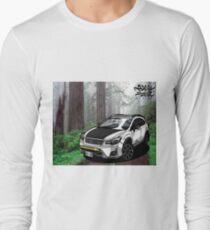 Subie Crosstrek Background 2 T-Shirt