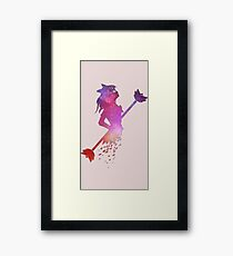 Lux Star Guardian Framed Print