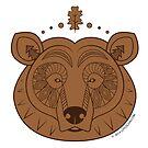 Of the Wood: Bear by Narumi