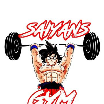 SAIYANS GYM V1 by MrPopo