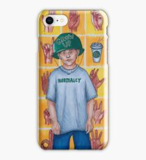Normalcy iPhone Case/Skin
