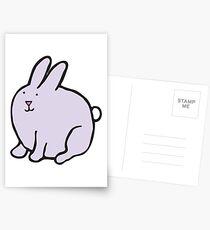 Bunny Postcards