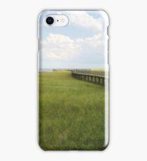 Bouctouche Boardwalk 3 iPhone Case/Skin