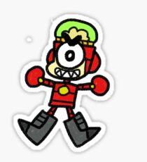 Darrell-Sticker Sticker