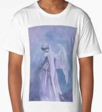 Weeping Angel Long T-Shirt