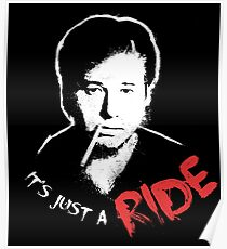 It's just a ride... Poster