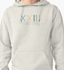 Winter Olympics Pullover Hoodie