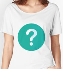 HELP Women's Relaxed Fit T-Shirt