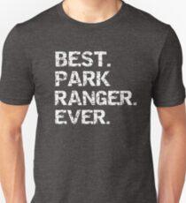 Best Park Ranger Ever T-Shirt