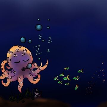 Asleep Under the Sea by TheNyl