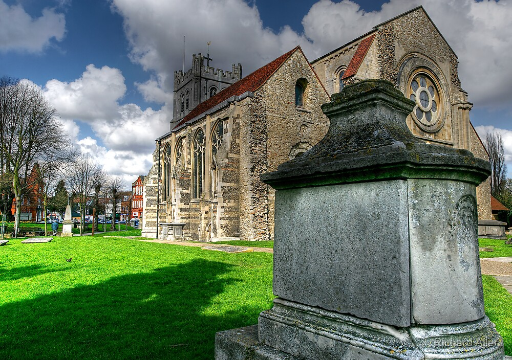 Waltham Abbey Church by Lea Valley Photographic