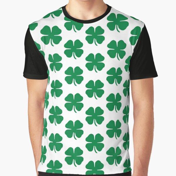 Lucky clover Graphic T-Shirt