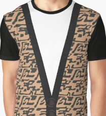 Ferris Bueller Fancy Vest Graphic T-Shirt