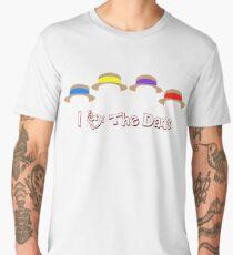I Love the Dans Men's Premium T-Shirt