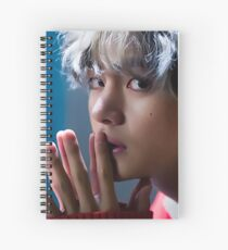 Taehyung Spiral Notebook