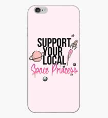 Support Your Local Space Princess  iPhone Case