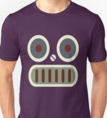 Robot Face Outfit for Halloween T-Shirt