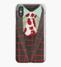 Sharply Dressed: Hannibal iPhone Case/Skin