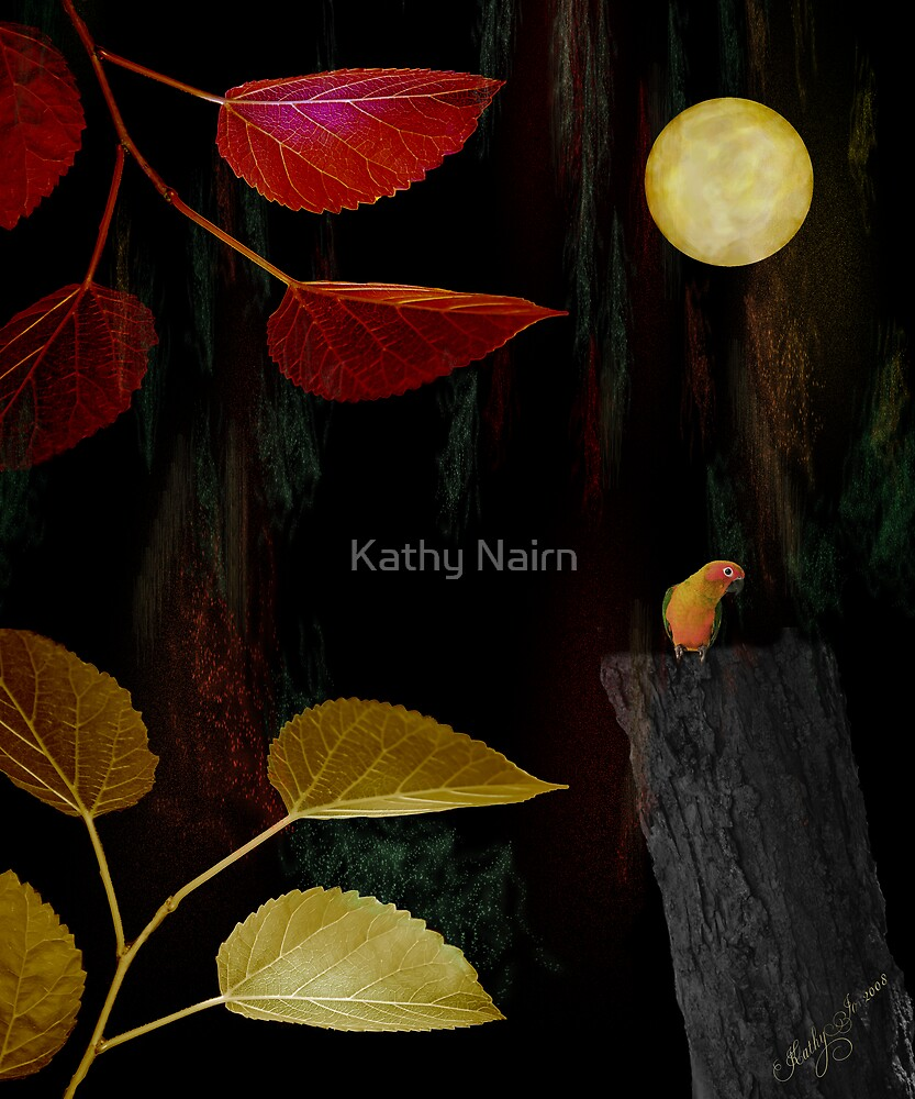 Autumn {Remix} by Kathy Nairn
