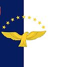 Azores Flag Products by Mark Podger